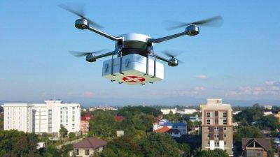 Drones Are Helping To Fight Coronavirus
